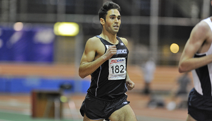 Saad finished with a PR in the 5000 meter run at the Stanford Invitational. Men's Track and Field ...