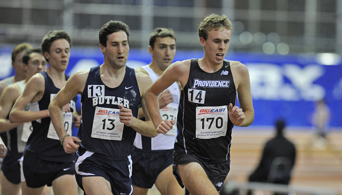 Connor was sixth in the 10,000 meter at the Stanford Invitational. Men's Track and Field ...