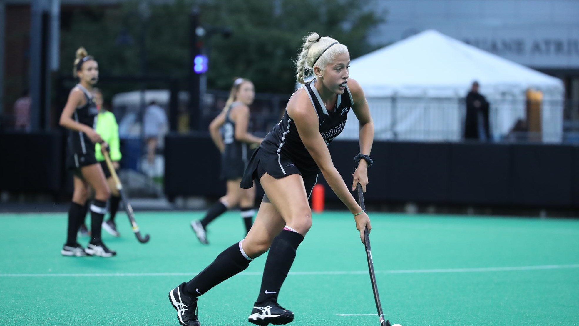 Field Hockey Prepares To Face Quinnipiac And Lafayette Providence