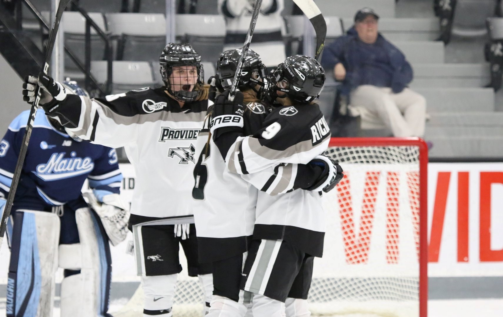 6c55539fb25 10 Women s Hockey Set for Series with Merrimack - Providence College ...