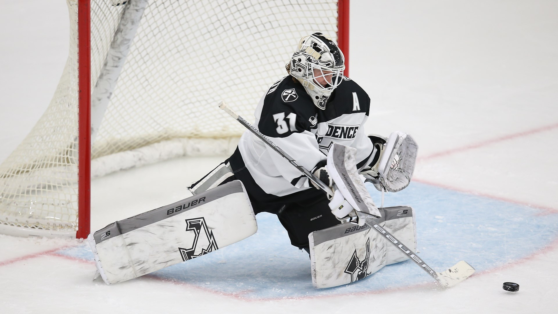 Women's Hockey Blanked by UConn, 1-0