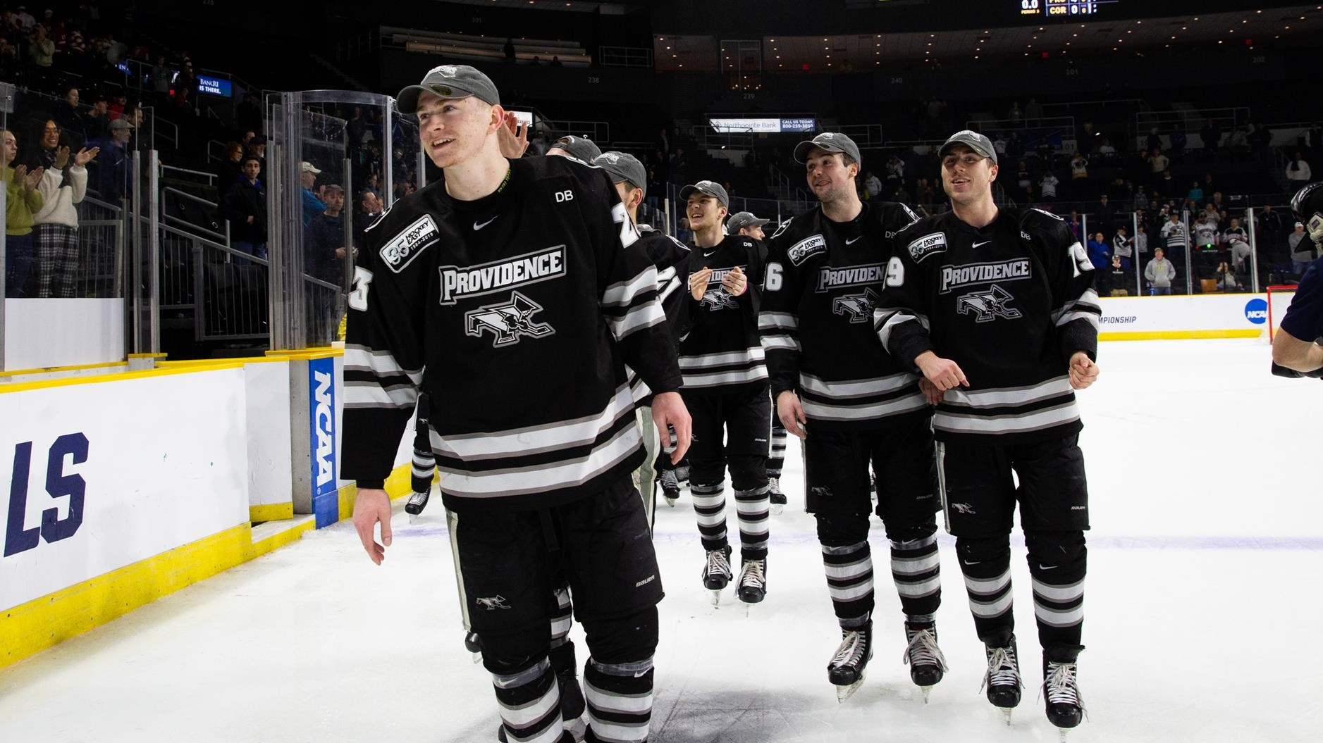 Men S Hockey Releases 2019 20 Schedule Providence College Athletics