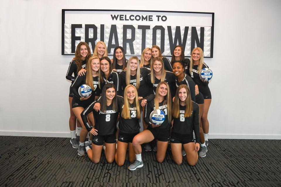 2019 Women's Volleyball Roster - Providence College Athletics