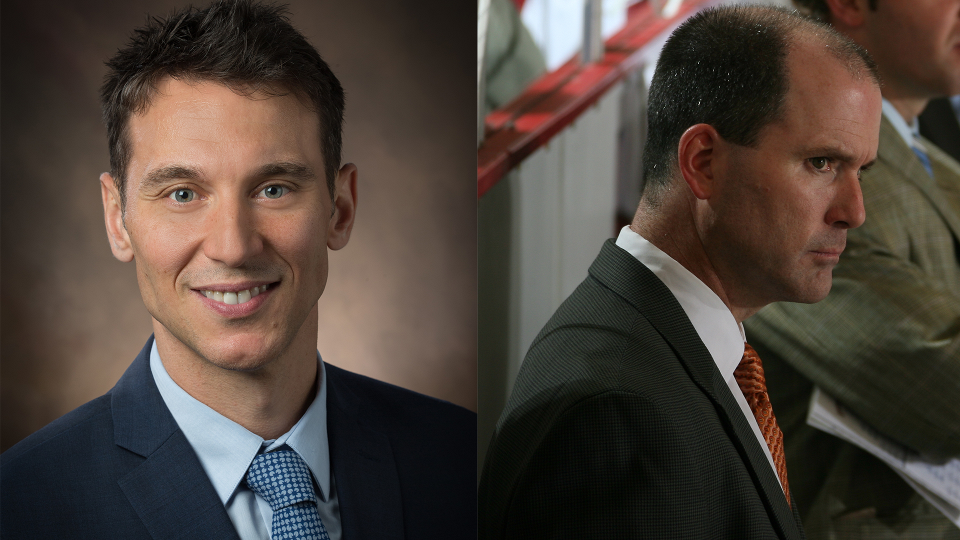 Men's Hockey Adds Beal, Irving to Coaching Staff