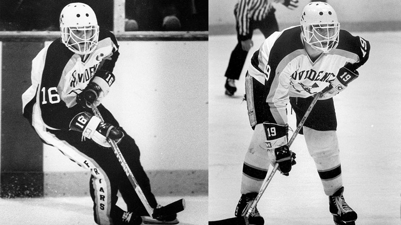 Tim Army and Paul Guay to be Inducted into the Rhode Island Hockey Hall of Fame - Providence College Athletics